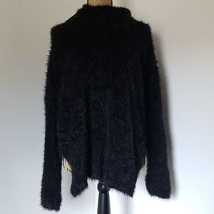 Sweater black new with tags size large